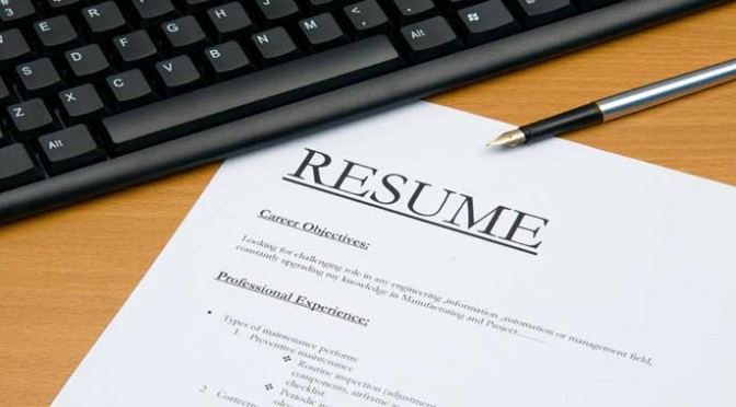 top 10 resume building tips