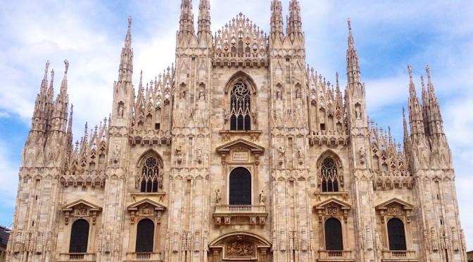 Duomo di Milano  By: Alyssa Fronk