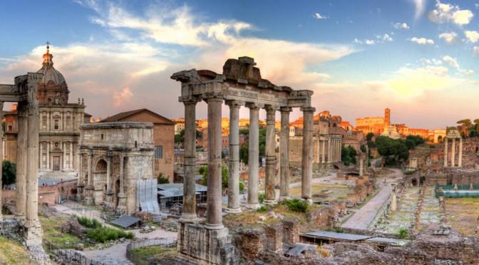 Rome- Geoff